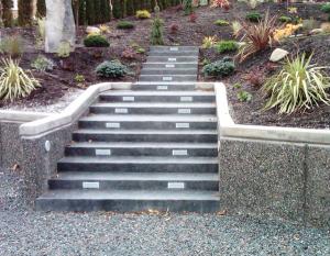Concrete retaining wall, Bellingham WA resized 600
