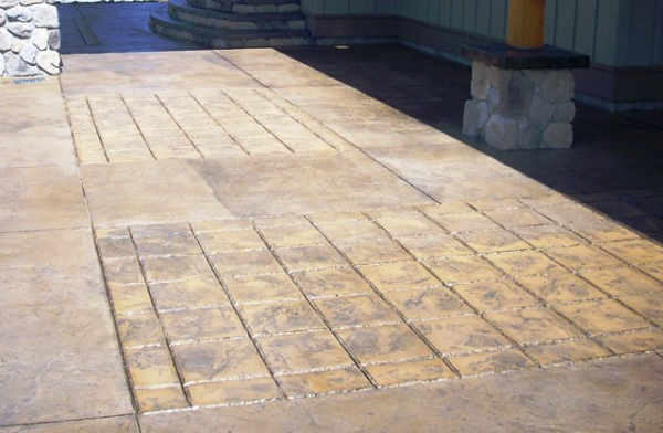 How to maintain stamped concrete resized 600