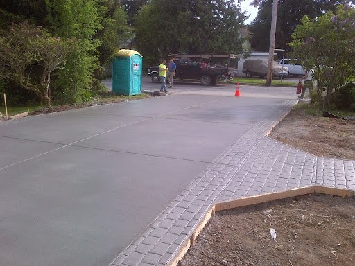how to add a driveway
