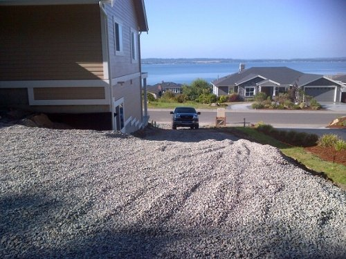 Featured Project: Pervious Concrete Driveway