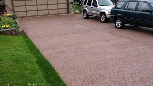 The benefits of pervious concrete surfaces in NW Washington