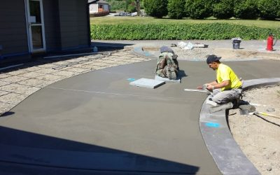 Tools of the trade: concrete finishers