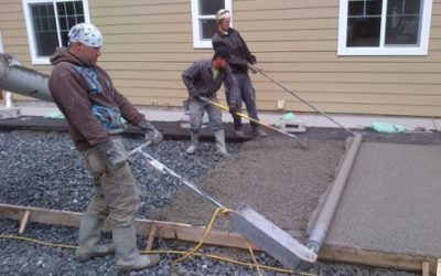 The benefits of pervious concrete
