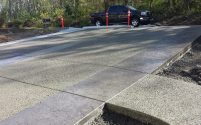 Feature project: Building a pervious driveway in Bellingham