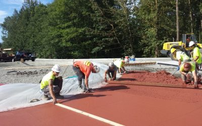 Project feature: Whidbey roundabout project in the books