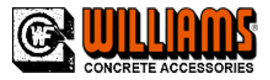 Williams Concrete Accessories