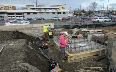 Custom Concrete: Your name for commercial concrete in Bellingham
