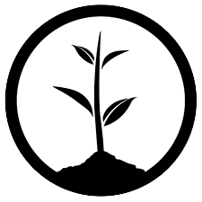 One Tree Planted black-and-white logo