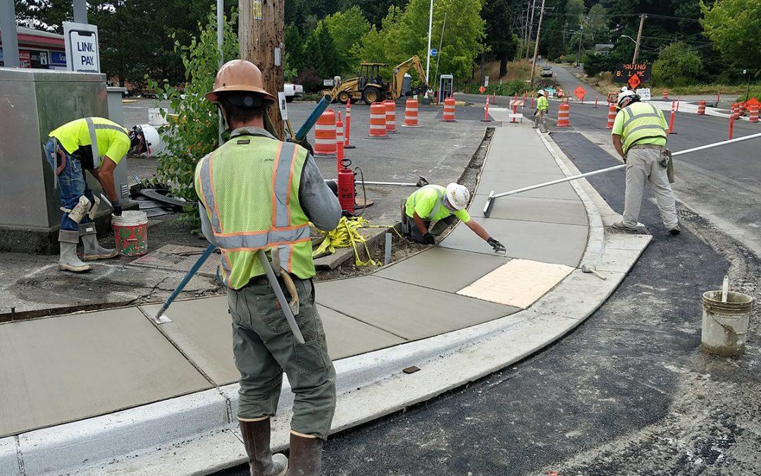 Concrete 101: How to finish concrete flatwork